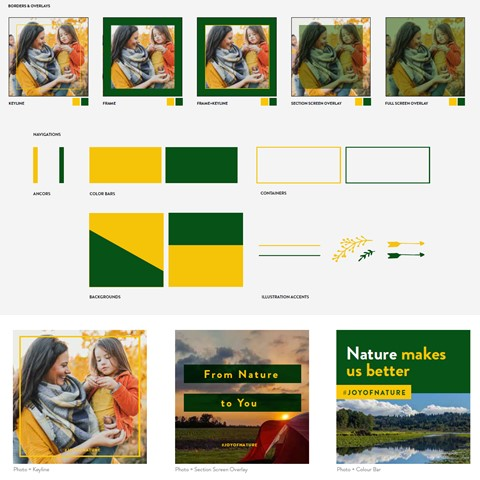 Nature Valley Brand Style Guide